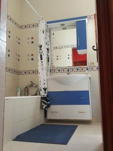 A bathroom at Dar Cesar