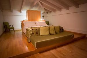 Letto o letti in una camera di Hotel Terranobile Metaresort