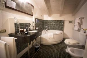 Bagno di Hotel Terranobile Metaresort