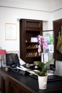 Hall o reception di Hotel Terranobile Metaresort