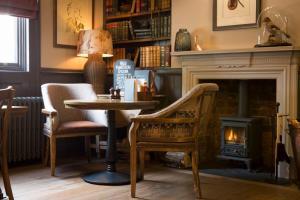A seating area at Wynnstay Arms, Ruabon
