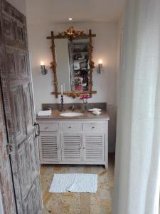 Un baño de The Candelaria House Boutique