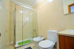 A bathroom at Suites & Apartments DP VFXira