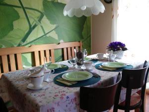 Restauracja lub miejsce do jedzenia w obiekcie Żabi skok