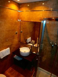 Un baño de Casa Rural Telleri
