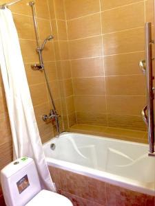 Ванная комната в Studio 55