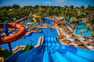 Aqua park at the resort or nearby