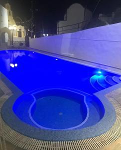 Бассейн в Hotel Hellas или поблизости
