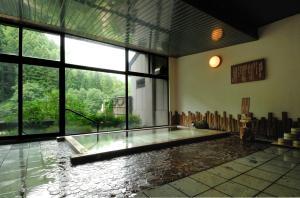 The swimming pool at or near Minakamisansou