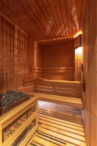 Spa and/or other wellness facilities at Apartment Koryntia