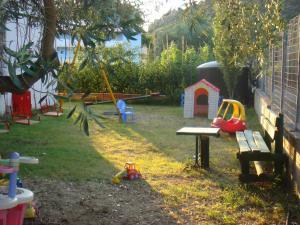 Ο χώρος παιχνιδιού για παιδιά στο Studios Κωφός Λιμήν