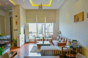 مطعم أو مكان آخر لتناول الطعام في منتجع العرب