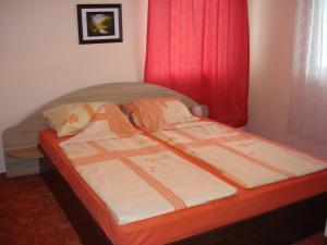Postel nebo postele na pokoji v ubytování Villa Rai