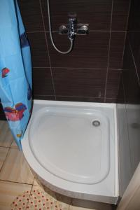 Ванна кімната в Современная 1-комнатная квартира