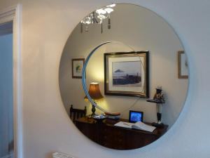 A bathroom at Chilterns Guest House