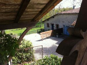 Barbecuefaciliteiten beschikbaar voor gasten van het vakantiehuis