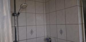 Ein Badezimmer in der Unterkunft Ferienwohnung Maj