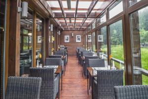 Restaurace v ubytování Resort Svata Katerina