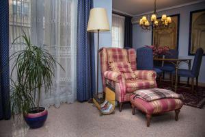 Zona de estar de Apartamento Completo