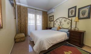 Cama o camas de una habitación en Apartamento Completo