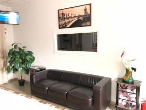 Гостиная зона в Мистер Отель Минское шоссе