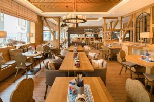 Ресторан / где поесть в Best Western Plus Hotel Ostertor