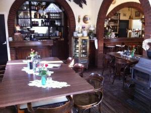Een restaurant of ander eetgelegenheid bij Herberg de Bos