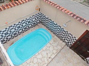 The swimming pool at or close to Casa temporada em Paraty