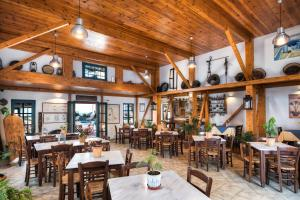 A restaurant or other place to eat at Kalimera Hotel