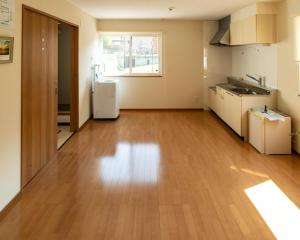 A kitchen or kitchenette at Guest House COCO