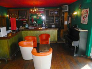 Salon ili bar u objektu Villa Park
