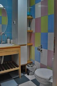 A bathroom at Apartmani15