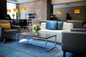 The lobby or reception area at The Park Hotel London