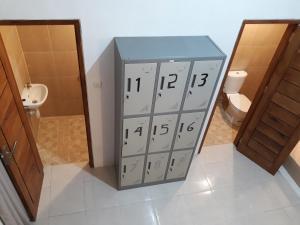 Ein Badezimmer in der Unterkunft Sammy Homestay