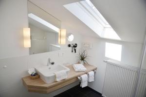 A bathroom at Tannenheim