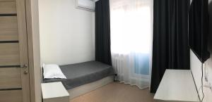 A bed or beds in a room at Prospect