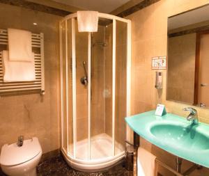 Un baño de TH Boadilla