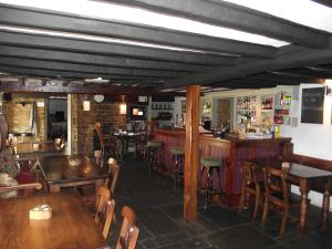 The lounge or bar area at Horse & Groom Inn