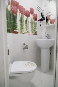 Ванная комната в Apartments Meridian