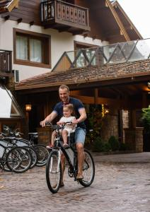 Biking at or in the surroundings of Bavaria Sport Hotel