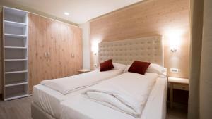 Postel nebo postele na pokoji v ubytování Chalet Tea Da Bondi