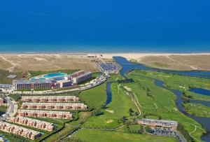 Salgados Beach Villas с высоты птичьего полета
