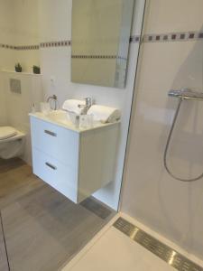 Ванная комната в La petite Maison
