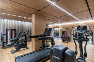 The fitness center and/or fitness facilities at Hotel Magdalener Hof