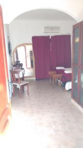 A seating area at Hotel Portal del Santo