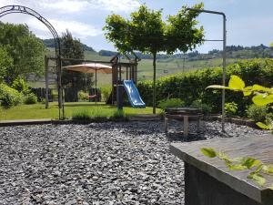 Children's play area at Gästehaus Bollig