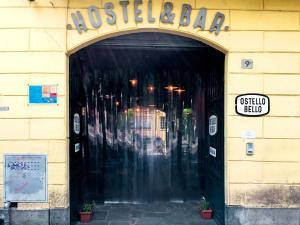 The facade or entrance of Ostello Bello Lake Como