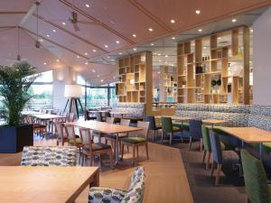 A restaurant or other place to eat at Hotel Nikko Narita