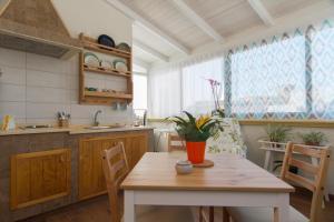 Cucina o angolo cottura di Il Sogno Apartments
