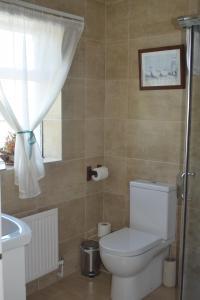 A bathroom at Orchard Grove B&B
